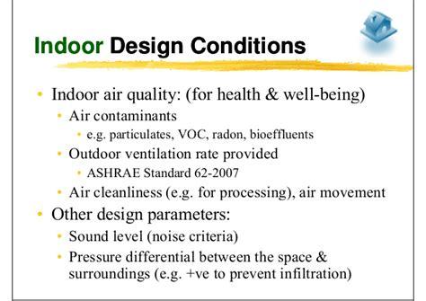 designing for comfort iaq air distribution per ashrae mebs6006 0910 04 load
