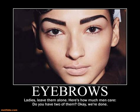 Eyebrows Meme - fake eyebrow memes image memes at relatably com