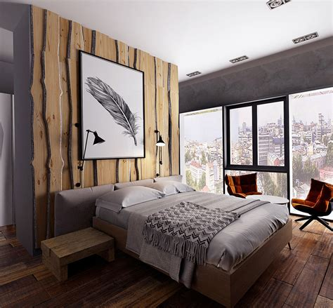 wood bedroom design ideas wooden wall designs 30 striking bedrooms that use the