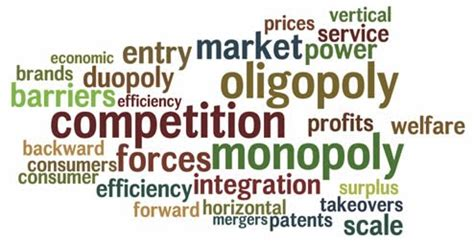 Competition And Monopoly In Care market structure microecons assignment