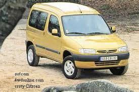 Service Repair Manual Peugeot Partner Citroen Verlingo