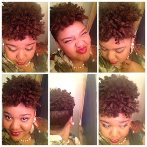 afro perm stories perm rods updo natural hair styles pinterest updo