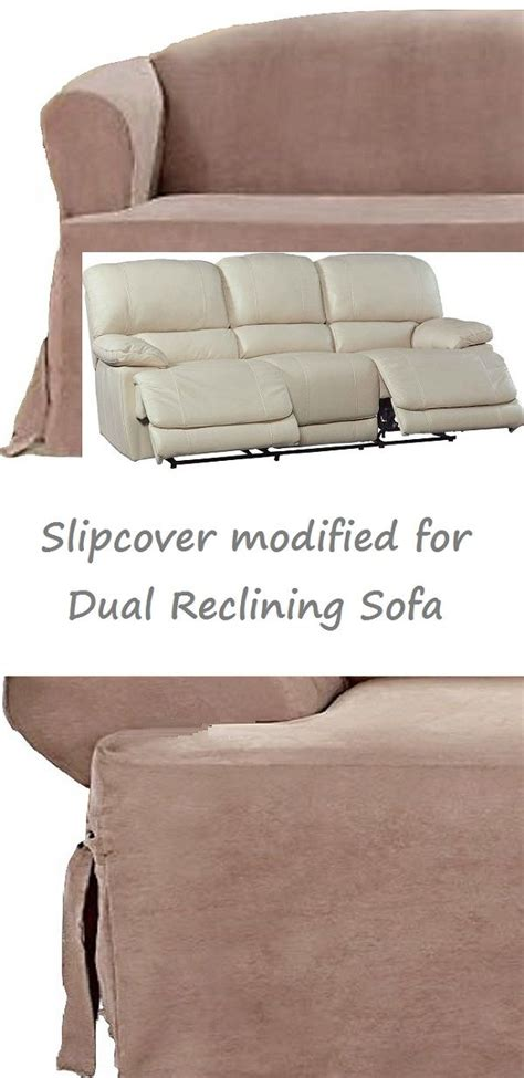 Dual Reclining Sofa Slipcover 105 Best Slipcover 4 Recliner Images On Recliners Reclining Sofa And Contouring