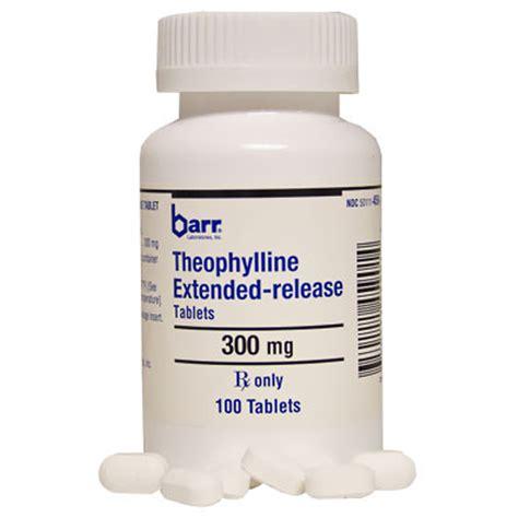 Alpentin 300mg Kapsul theophylline er 300mg per tabs