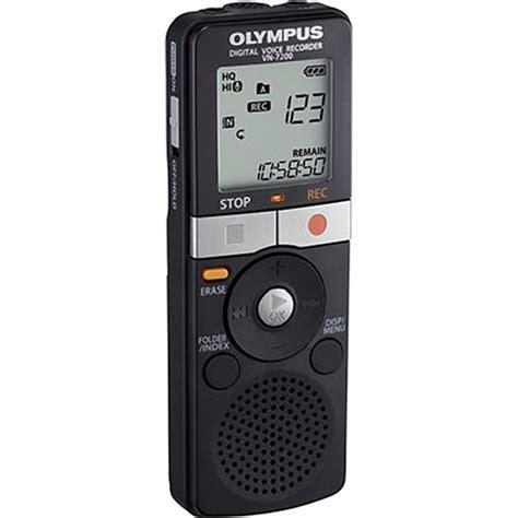 Olympus Vn 7200 by Olympus Vn 7200 Digital Voice Recorder V404130bu000 B H Photo