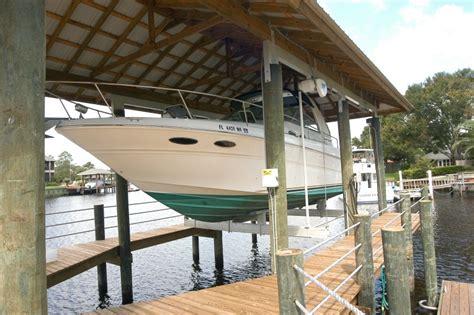 boat house lift miami panama city jacksonville