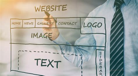 what makes a good home what makes a good website homepage design