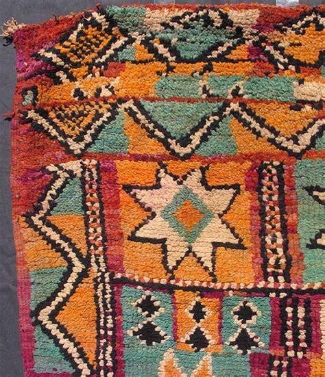 colorful moroccan rug colorful moroccan at 1stdibs