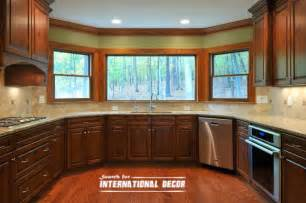 Bay Window Kitchen Ideas by Design Kitchen With Bay Window Basic Tips