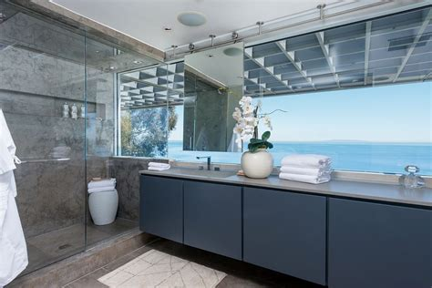 Nice Small Bathrooms modern malibu beach house rooms with a view