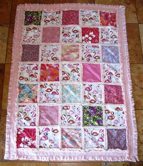 Raggedy Quilt Pattern by Rag Quilt Patterns November 2012