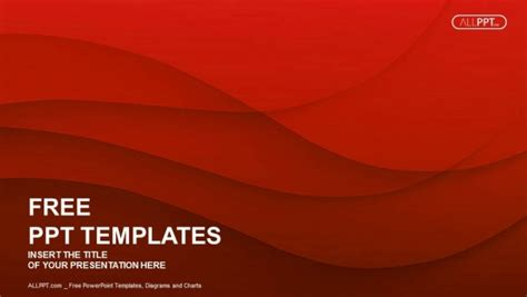 free powerpoint templates to waves of powerpoint templates