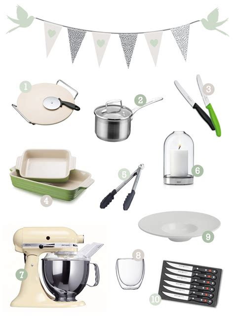 10 Best Wedding Gifts by Top 10 Registry Gifts Of 2013