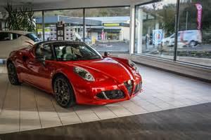 Alfa Romeo Showroom Alfa Romeo 4c Spider Showroom Pics