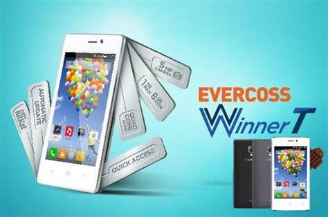 Evercoss A74f hp smartphone evercoss harga murah dibawah 500ribu