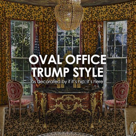 trump oval office design oval office trump style my inauguration gift to donald