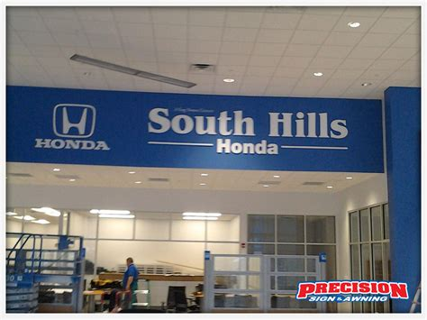 precision sign and awning top quality routed signs business signs by precision