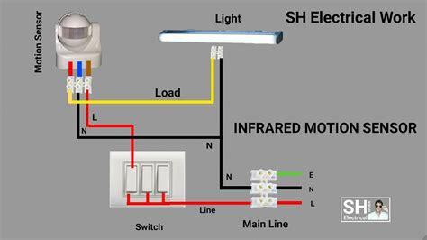 pir motion sensor switch vtac doovi