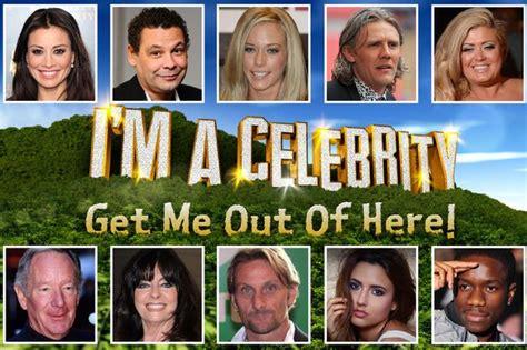 celebrity jungle line up 2014 i m a celebrity 2014 line up kendra wilkinson jimmy