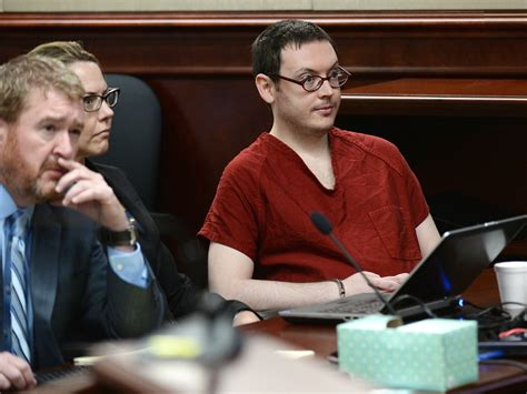 Arapahoe County District Court Search Judge Defends Sentence For Colorado Theater Gunman Portland Press Herald