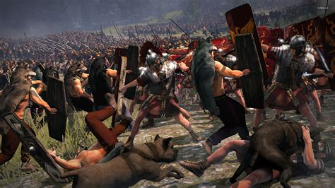 wallpaper laptop gaul total war rome ii 9 wallpaper game wallpapers 21573