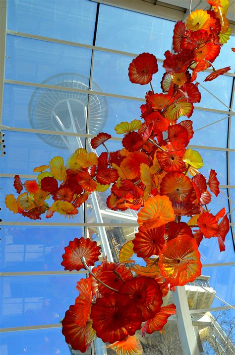 Dale Chihuly Chandeliers D Is For Dale Chihuly The Happy Wonderer Ellen B