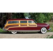 One Of None Step Down Hudson Woodie Station Wagon To Cross Hemmings