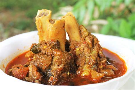 Makanan Enak Sate Kambing resep membuat gulai kambing makanan khas pulau madura
