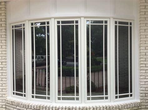 Pella Bow Window large pella bow window with prairie grilles windows