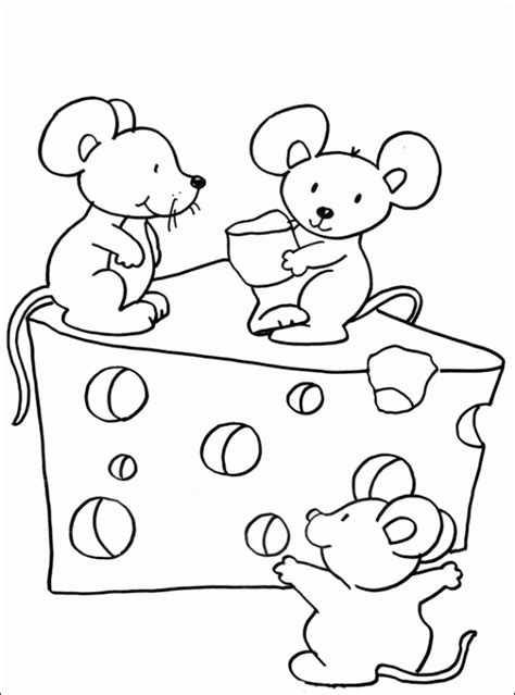 imagenes para dibujar faciles con frases pintemos los ratoncitos colorear im 225 genes