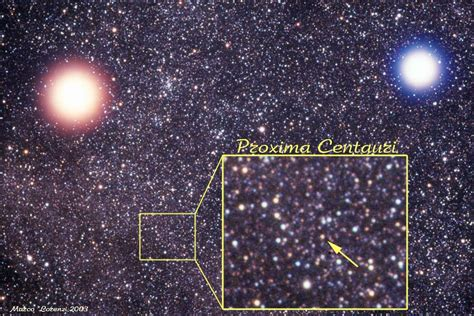 How Many Light Years Away Is Alpha Centauri by Proxima Centauri And Our Pics About Space
