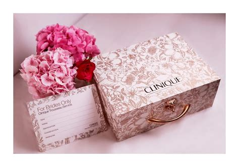 wedding trousseau box tutorial how to do your make up for your wedding