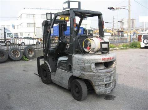 used nissan forklift parts nissan forklift 2005 used for sale