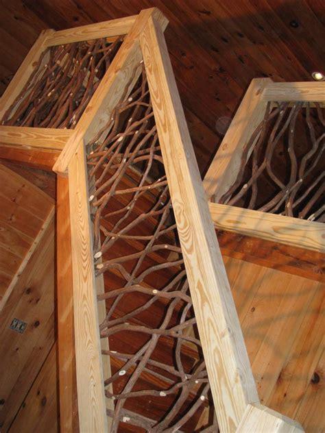 stairway banisters and railings mountain laurel railing