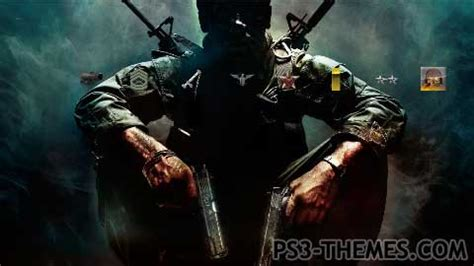 themes black ops 1 ps3 themes 187 black ops theme 2