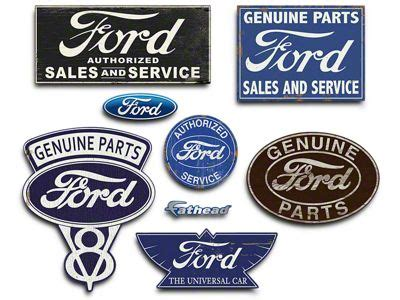 fathead f 150 ford garage signs and wall decals 1055 00009