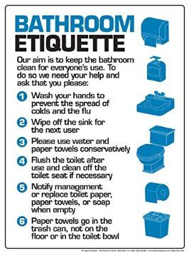male bathroom etiquette spring cleaning tips for the office gemini janitorial