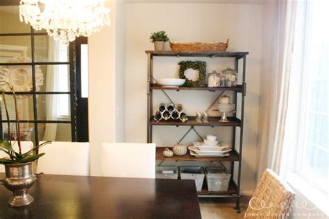 Dining Room Displays pleasantly surprised a new dining room display shelf jones design company