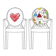 sedie per bimbi piccoli sedie bimbo idee per piccoli ospiti sediarreda