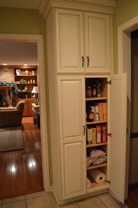 Kitchen Pantry Cabinet Plans   NeilTortorella.com