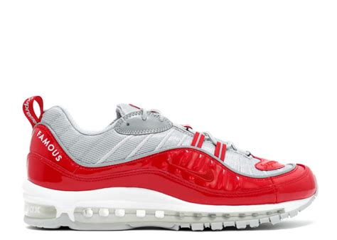 supreme nike air air max 98 supreme quot supreme quot vrsty rd vrsty rd rflct