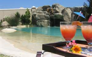 pool cocktail afro chic guest house venues4africa