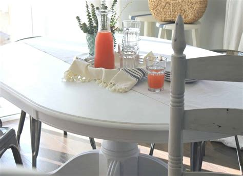 our dining table makeover guest post country chic