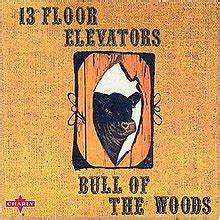 13th Floor Elevators Bull Of The Woods by Bull Of The Woods