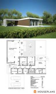Contemporary House Designs And Floor Plans by 25 Best Ideas About Modern House Plans On Pinterest