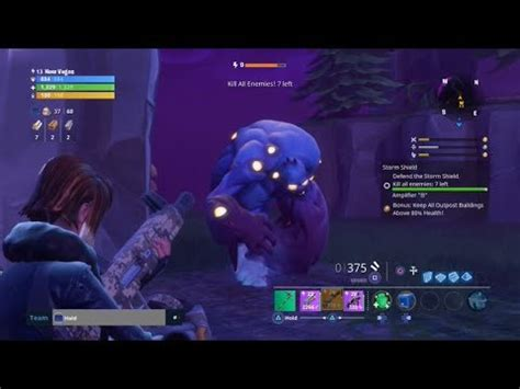 fortnite: storm shield defense 5 [solo] [stonewood] youtube