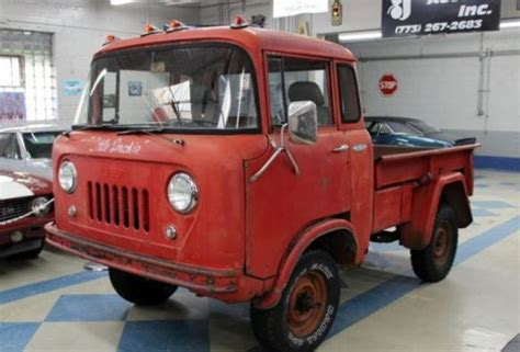 jeep fc 150 1960 willys jeep fc150 bring a trailer