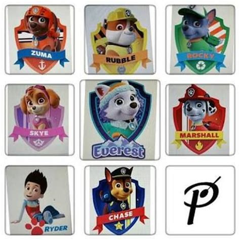 paw patrol puppy names 25 best ideas about paw patrol characters on paw patrol pups paw patrol