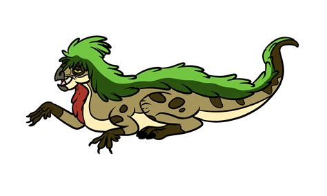 moss back moss back the fulgurotherium by tombola1993 on deviantart