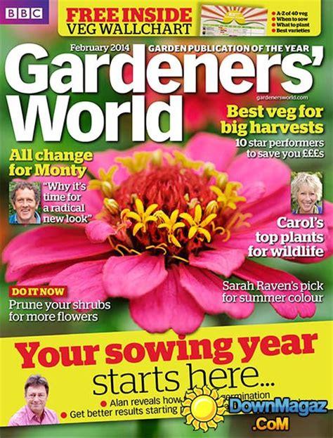 Gardeners World by Gardeners World February 2014 187 Pdf